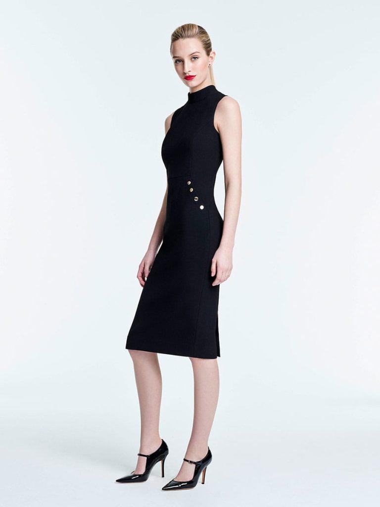 Capsule Wardrobe Little Black Dress Renatta