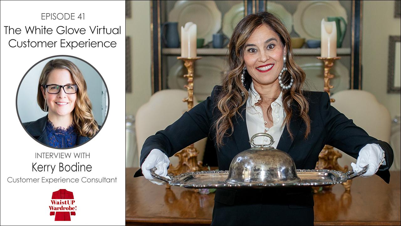 e41 The White Glove Virtual Customer Experience