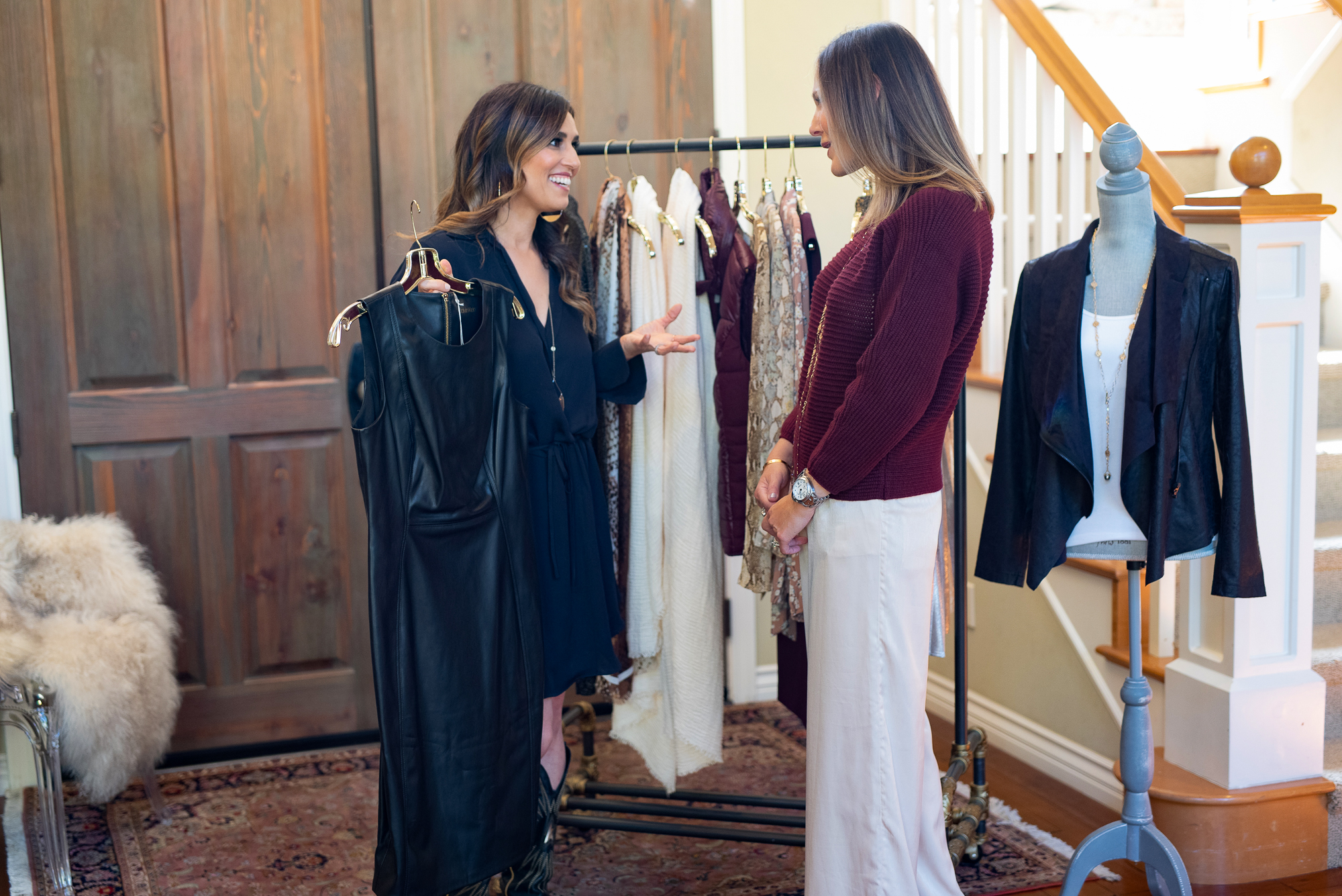5 wardrobe challenges an image consultant can help with.